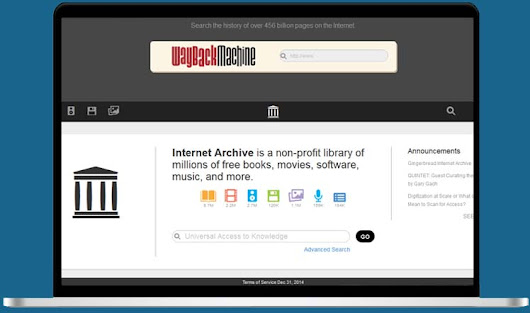 Wayback Machine Downloader - Recover a website from web.archive.org