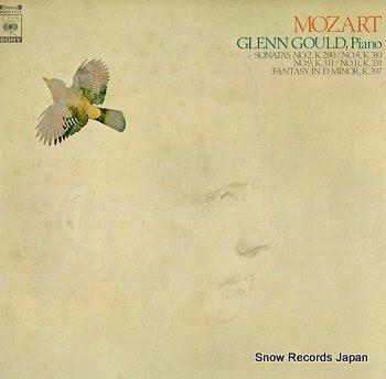 GOULD, GLENN mozart; sonatas no.2, k.280