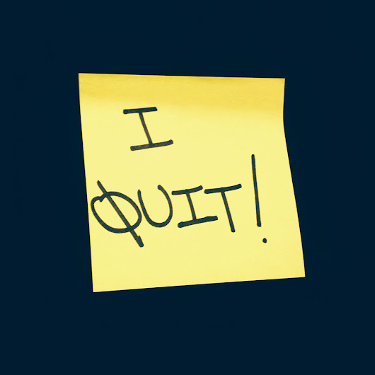 When Should You Quit Your Dayjob?