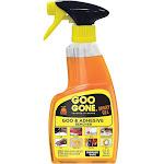 Goo Gone Goo & Adhesive Remover, Citrus Power, Spray Gel - 12 fl oz