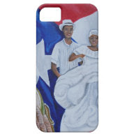 Bomba Puerto Rican Dance iPhone 5 Cover