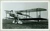 Westland Wallace biplane