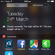 Blog - Run iViewer Directly from the iOS Notification Center using Launcher - CommandFusion
