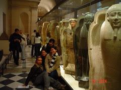 Mummies, Musée du Louvre, Paris, France