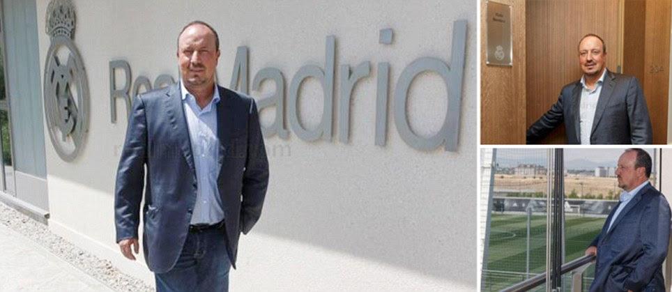 Rafa Benitez - Real Madrid