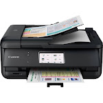 Canon - PIXMA TR8520 Wireless All-In-One Inkjet Printer - Black