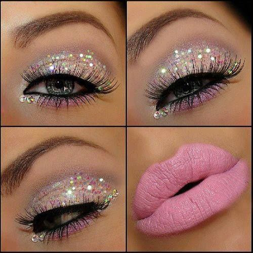 Cute Pink Prom Makeup Ideas 2014 | Prom Night Styles