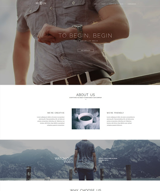 ThemeWagon Special Bundle - Free Bootstrap Themes & Templates for Responsive HTML5 Websites