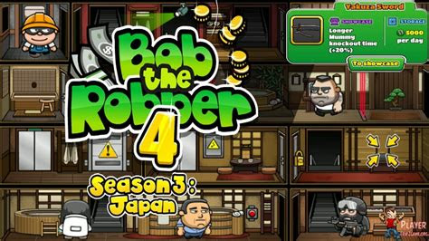 bob  robber  season  japan yakuza sword level