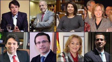 Nuevo gobierno de Aguirre