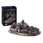 Game of Thrones Winterfell 3D Puzzle