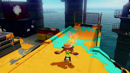 Watch over one hour of Splatoon multiplayer gameplay — in glorious 1080p60