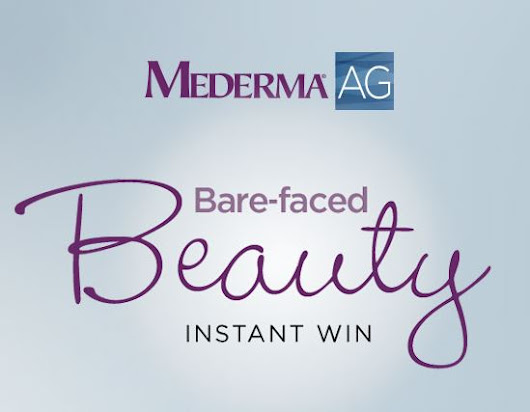 The Mederma AG Bare-Faced Beauty #InstantWin (Win Amazon Cards or Beauty Products) « DustinNikki Mommy of Three
