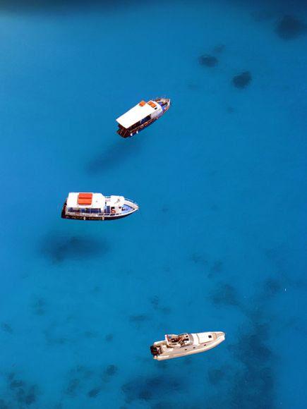 Ζάκυνθος - παραλία Ναυάγιο