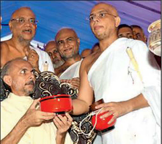 Jain monk rewrites religious history by completing 423 days of fasting penance - The Times of India