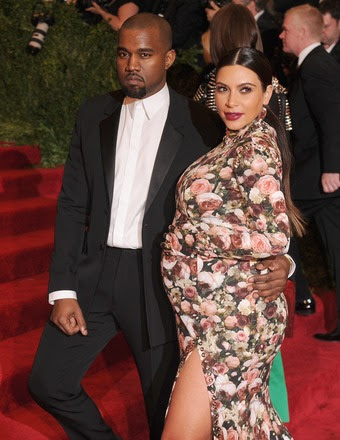 A EARLY FATHER DAY BUNDLE: KIM KARDASHIAN & KANYE WEST WELCOME A BABY GIRL - Diva Snap.com