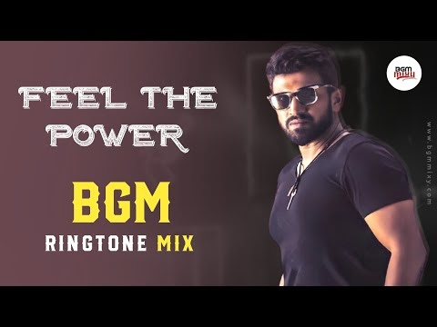Feel The Power Song BGM Mix HD Download - Yuvarathnaa BGMs