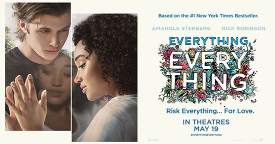 Image result for everything everything poster