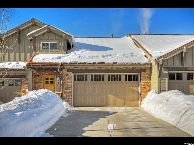 Heber City Town Home with a 2 Car Garage