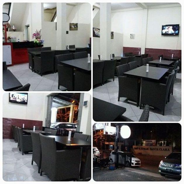 Suasana di Canteen Cafe via@canteen.cafe