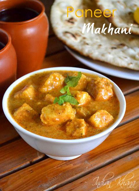 Paneer-Makhani-Recipe-Butter-Paneer-Recipe