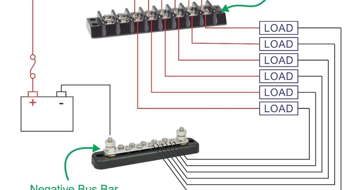 Wiring Diagram Terminal Block