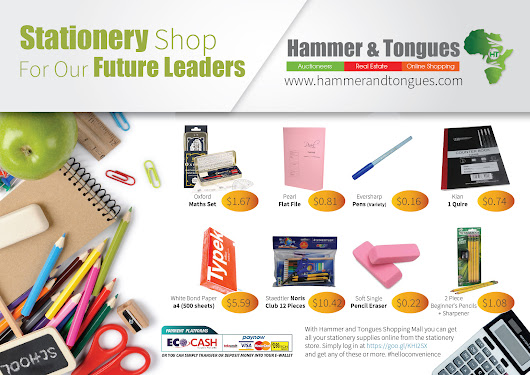 Stationery Shop