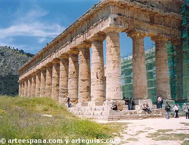 Templo griego de Segesta