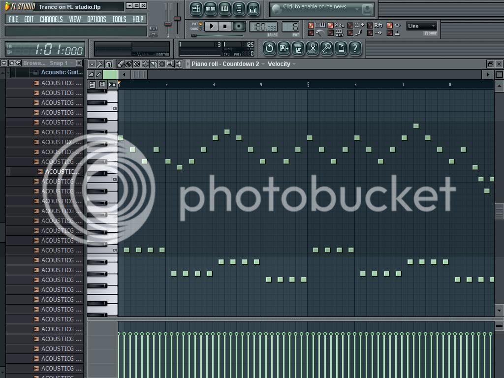 [FL studio] Bài 1:Tạo  BeatNhạc Dance Trên  FL studio by truongnguyen181