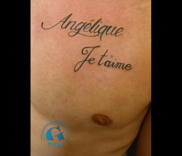 Tatouage Ecriture Avant Bras Femme   bananachic