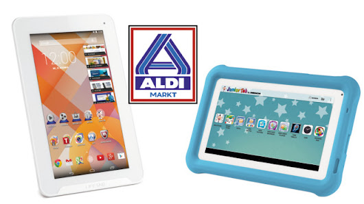Medion Junior Tab S7322: Aldi-Tablet im Test - COMPUTER BILD