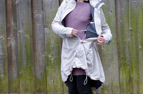 Lululemon Ride On Rain Jacket