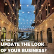 When Is It Time to Update the Look of Your Business | Stovall Construction