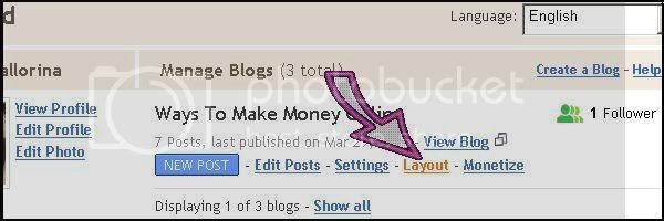 How to remove nofollow attribute on blogger