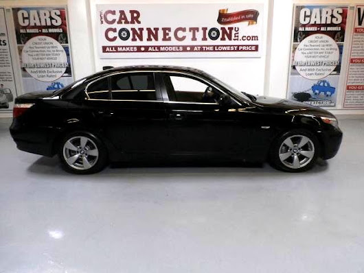 Used 2006 BMW 5-Series for Sale in Tucker GA 30084 Car Connection, Inc