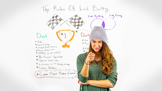 The Rules of Link Building - Whiteboard Friday - Moz
