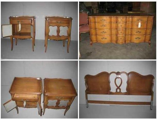 Vintage French Provincial Furniture