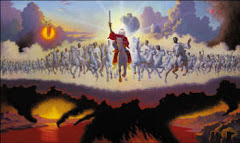 Christ's Return: 1) Rapture 2) Antichrist Rule 3) Christ's Second Coming to RULE ON EARTH!