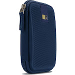 Case Logic Portable Hard Drive Case, Dark Blue