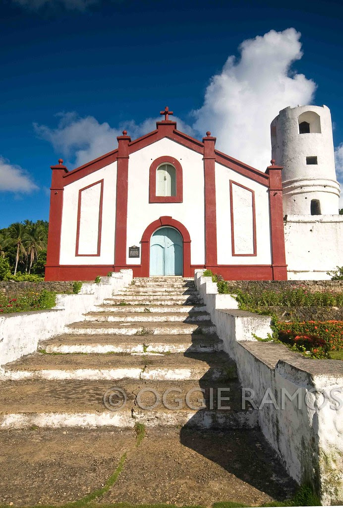 Batanes Itbayat Sta Maria Church