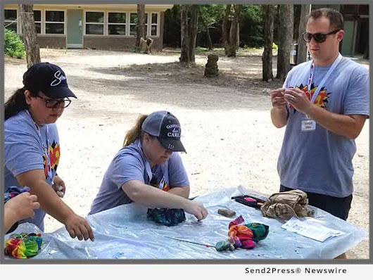 Mortgage Risk Management Firm MQMR Continues Corporate Philanthropy Efforts through Volunteer Day at Camp Impact | Send2Press Newswire