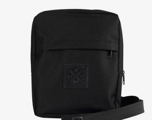Black Out Pusher Bag - Manufaktur13
