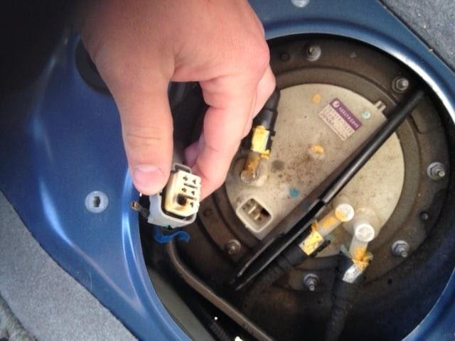 Subaru Forester Fuel Pump Problems