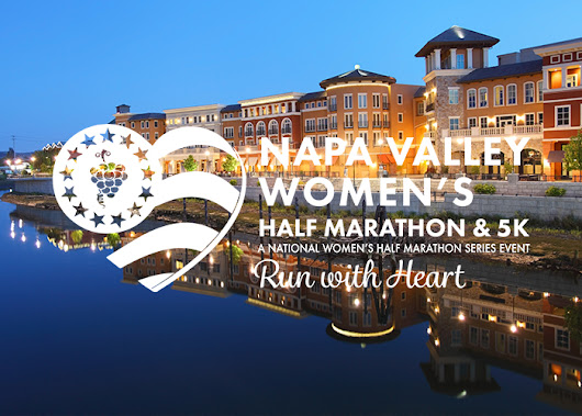 Register Today | Napa Valley Women's Half Marathon and 5K at Avalon