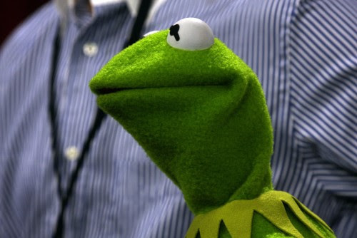 Fired or retired? Kermit puppeteer claims studio pushed him out
