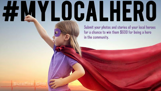 #MyLocalHero - Supporting the Heroes in Our Community