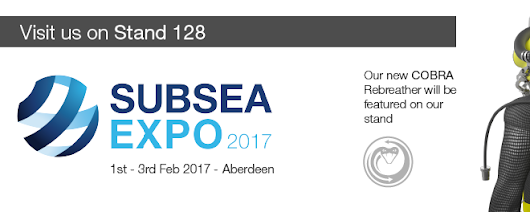 JFD | Exhibiting at Subsea Expo 2017