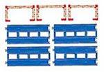 プラレール 複線直線レール(4本入) R-04