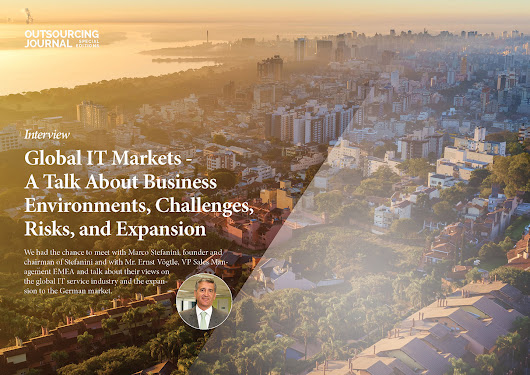 Global IT Markets –  A Talk About Business  Environments, Challenges, Risks, and Expansion | Outsourcing Journal