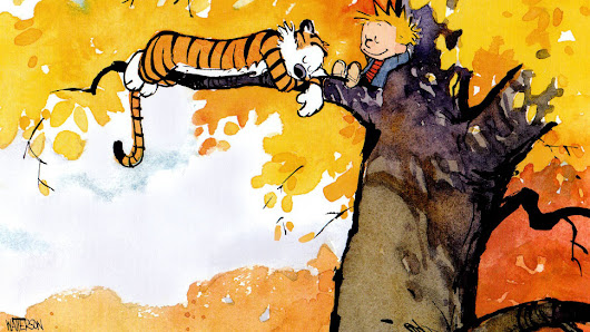 Happy 30th Anniversary, Calvin and Hobbes! | Geek and Sundry